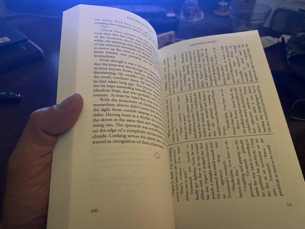 Why I like Self-Publishing